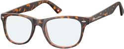 Leesbril Montana blue light filter +1.00 dpt turtle