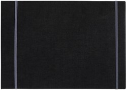 Kunstenaarsmap MyArtBook A4 6-rings O-mech 14mm zwart zonder inhoud