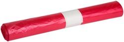 Afvalzak Powersterko T25 rood