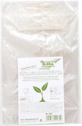 Cellofaanzak Folia 145x235mm transparant