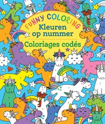 Kleurboek Deltas Kleuren op nummer voor kinderen Funny Coloring