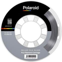 3D Filament Polaroid PLA Universal 250g Deluxe Zijde zilver