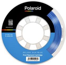 3D Filament Polaroid PLA Universal 250g Deluxe Zijde blauw