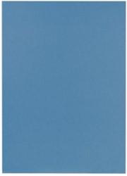 Vouwmap Falken A4 ongelijkgr blauw