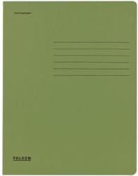 Dossiermap Falken A4 320gr groen
