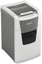 Papiervernietiger Leitz IQ Auto+ Office 150 P4 snippers 4x28mm