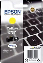 Inktcartridge Epson T07U440 geel
