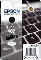 Inktcartridge Epson 407 T07U140 zwart