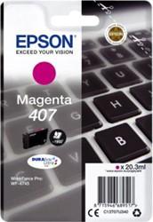 Inktcartridge Epson T07U340 rood