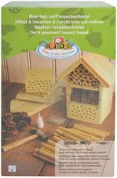 Doe-het-zelf insectenhotel