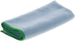 Microvezeldoek Greenspeed Elements 40x40cm blauw