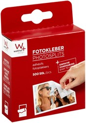 Fotoplakker Walther 13x17mm 500 stuks