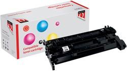 Tonercartridge Quantore Hp CF226X / 26X +50% zwart