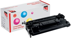 Tonercartridge Quantore Canon 0453C002/041H zwart