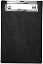 Klembord MAUL A6 staand voor kassablok zwart