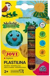 Boetseerklei Jovi Plastalina 15gram natuurkleuren