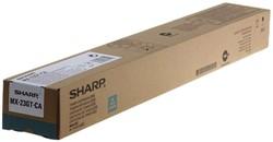 Tonercartridge Sharp MX-23GTCA blauw