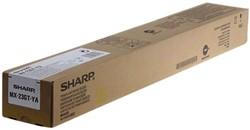 Tonercartridge Sharp MX-23GTYA geel