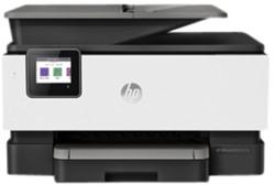 Multifunctional HP OfficeJet Pro 9012e