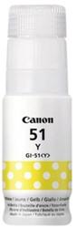 Navulinkt Canon GI-51 70ml geel