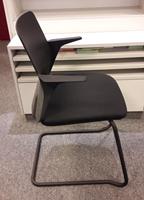 Bezoekersstoel Interstuhl Every Zwart-2