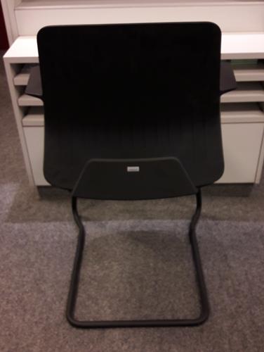 Bezoekersstoel Interstuhl Every Zwart-3