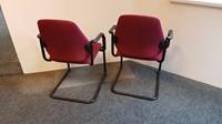 Bezoekersstoelen Interstuhl Leanos L550 set van 2 stuks (tweede hands)-3