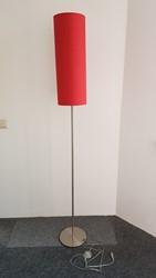 Staande lamp rond (2e hands)