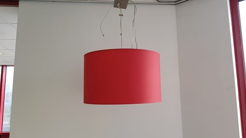 Hanglamp rond (2e hands)-2