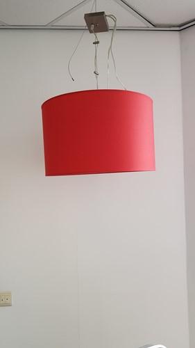 Hanglamp rond (2e hands)