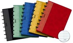 Schrift Adoc Classic A5 ruit 4x8mm 144blz 90gr assorti