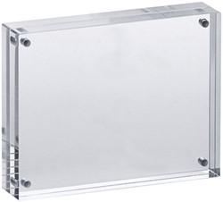 Fotolijst MAUL 11.5x9x2.4cm acryl