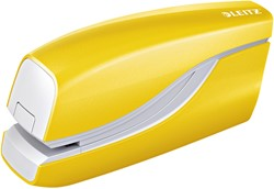 Nietmachine Leitz WOW NeXXt elektrisch 10vel E1 geel