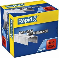 Nieten Rapid 9/10 gegalvaniseerd super strong 5000 stuks