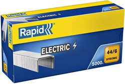 Nieten Rapid 44/6 gegalvaniseerd strong 5000 stuks