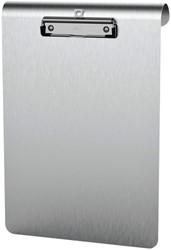Klembord MAUL Medic A4 staand aluminium met RVS klem