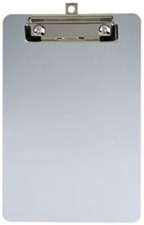 Klembord MAUL A5 staand aluminium