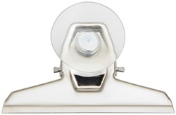 Papierklem MAUL Pro 95mm met zuignap capaciteit 25mm
