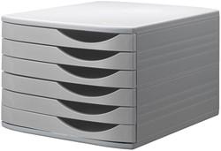 Ladenbox Jalema 6 laden grijs
