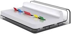 Indextabs 3M Post-it 4x 680 25.4x43.2mm + 4x 6834 11.9x43.1mm + gratis dispenser