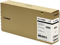Inktcartridge Canon PFI-710 mat zwart