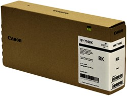 Inktcartridge Canon PFI-710 zwart