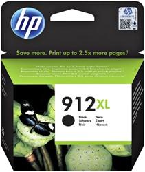 Inkcartridge HP 3YL84AE 912XL zwart
