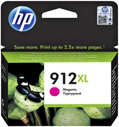 Inktcartridge HP 3YL82AE 912XL rood