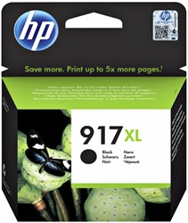 Inktcartridge HP 3YL85AE 917XL zwart