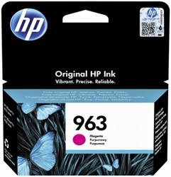Inktcartridge HP 3JA24AE 963 rood