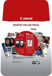 Inktcartridge Canon PG-560XL CL-561XL photo value