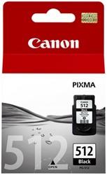 Inktcartridge Canon PG-512 zwart