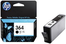 Inktcartridge HP CB316EE 364 zwart