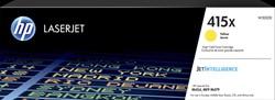 Tonercartridge HP W2032X 415X geel